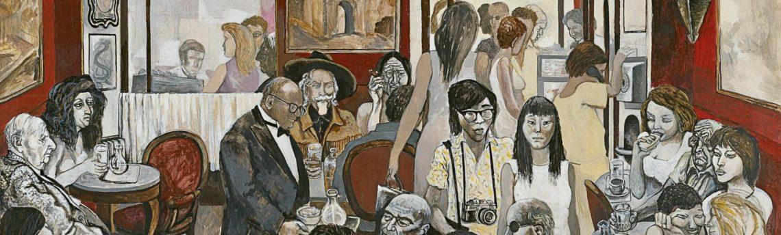 Il caffè nei quadri. Protagonista anche nell'arte.