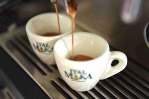 colori del caffè