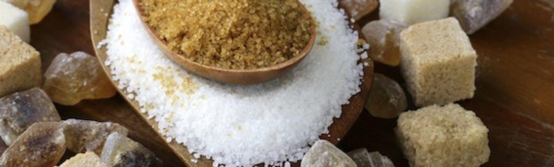 Le differenze tra zucchero di canna e zucchero bianco