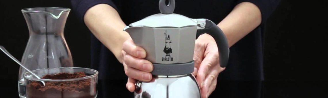 Ecco come fare un buon caffè con la moka nuova nuova arrivata