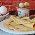 La ricetta delle crepes ricotta e caffè. Facile e veloce da preparare